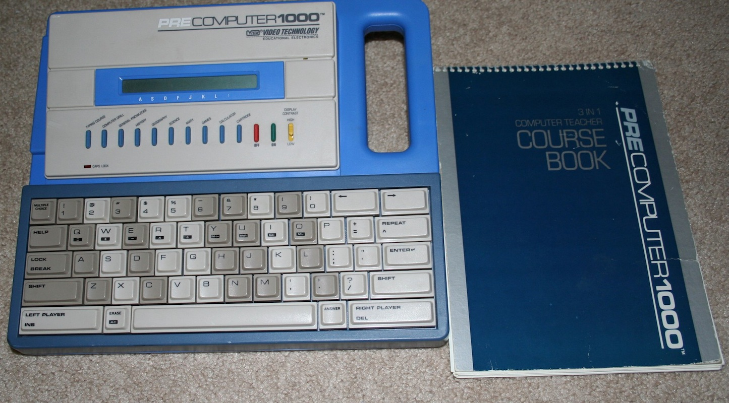 VTech PreComputer 1000